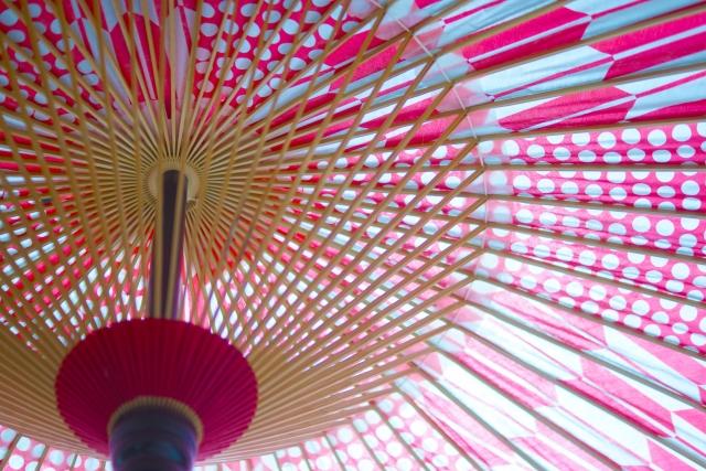 カラフル和傘