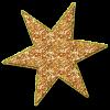 【七夕飾り用】人気のキラ☆キラ星を折り紙で簡単に作る折り方