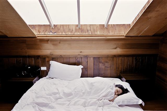 眠りの時間を充実させて体をいたわりましょう