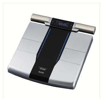 デュアルタイプ体組成計 インナースキャンデュアル RD-800 (ブラック)