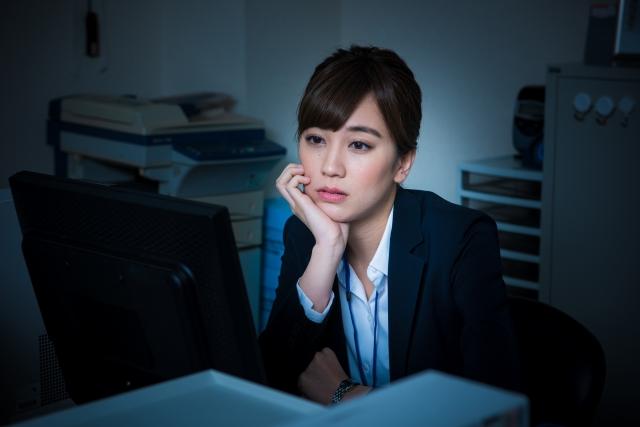 女がストレスを感じやすいとされる理由