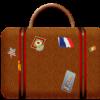 スーツケースに映えるステッカーの貼り方!おしゃれに見えるコツ6選