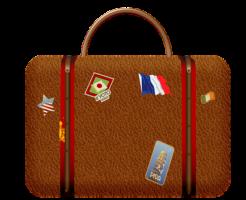 スーツケース ステッカー